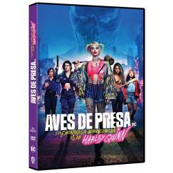 Aves de presa (y la fantabulosa emancipación de Harley Quinn) - DVD