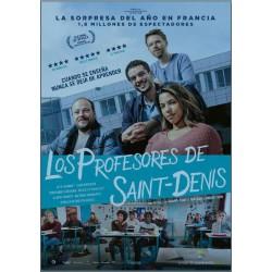 Los profesores de Saint-Denis - BD