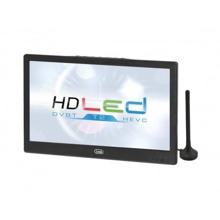 """Televisor Portátil LTV 2010 HE 10"""" DVB-T2 Negro"""