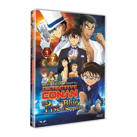Detective Conan - El puño de Zafiro Azul - DVD