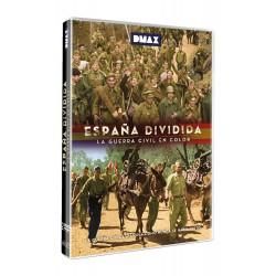 España Dividida - La Guerra Civil en color + La mirada de los historiadores - DVD