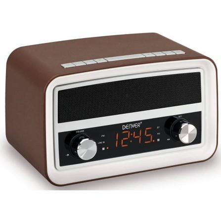 Radio Bluetooh Denver CRB-619