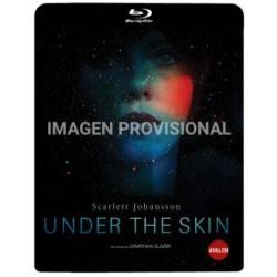 Under the skin (v.o.s) - BD