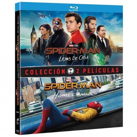 Spider-man: homecoming + lejosbd sony - BD