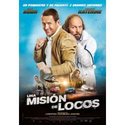 Una mision de locos - DVD