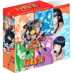 Naruto Box 1. Episodios 1 a 110 - DVD
