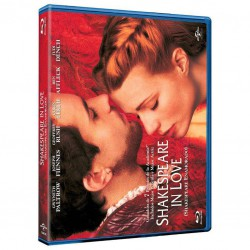 Shakespeare in love (bsh) - BD
