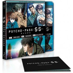 Psycho-Pass: Sinners of the System - BD