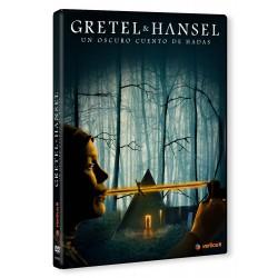 Gretel & Hansel, Un oscura cuento de hadas - DVD