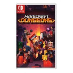 Minecraft Dungeons - SWI