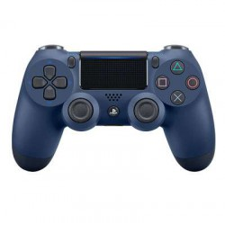 Dual Shock 4 Midnight Blue V2 - PS4