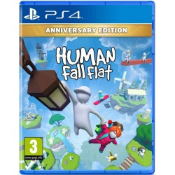 Human Fall Flat Anniversary Edition - PS4