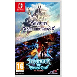 Saviors of Sapphire Wings Stranger of Sword City Revisited - SWI