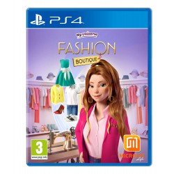 My universe - Fashion Boutique - PS4
