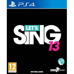 Lets Sing 13 - PS4
