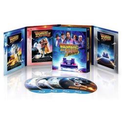 Regreso al futuro 1-3 (ed. 35 aniversario) (4 discos) - DVD