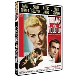 Brumas de inquietud (1958) (vos) (poster clasico) - DVD