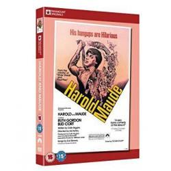 Harold y maude (1971) (poster clasico) - DVD