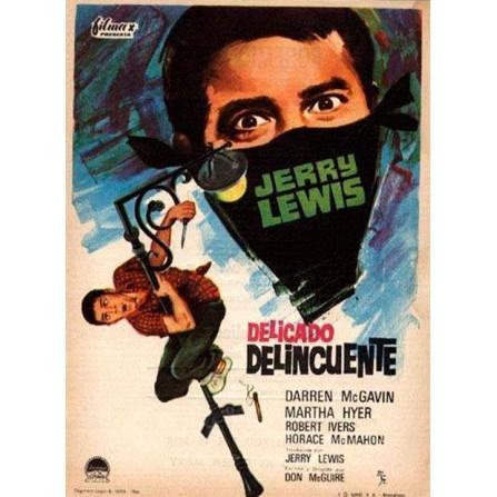 Delicado delincuente (1957) (poster clasico) - DVD