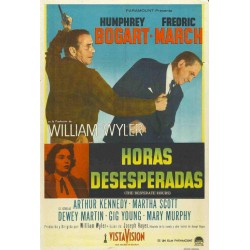Horas desesperadas (1955) (poster clasico) - DVD