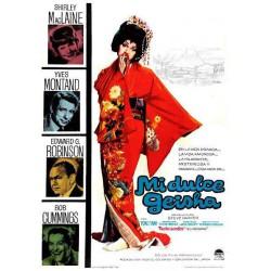 Mi dulce geisha (1962) (poster clasico) - DVD