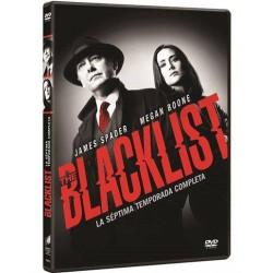 Tv the blacklist (temporada 7) - DVD