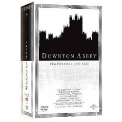 Tv downton abbey (serie tv + pelicula)  - DVD