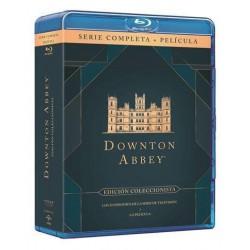 Tv downton abbey (serie tv + pelicula)  - BD