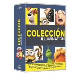 Illumination pack 2020 (10 discos)  - DVD