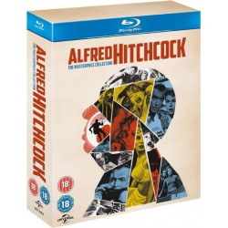 Hitchcock pack (14 discos)  - BD