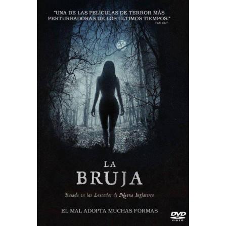 La bruja (bsh) - DVD