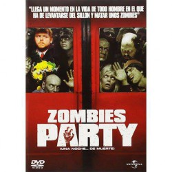 Zombies party (bsh)  - DVD