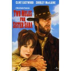 Dos mulas y una mujer (bsh) - DVD