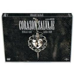 Corazón salvaje (bsh)  - DVD