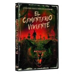El cementerio viviente (bsh) - DVD