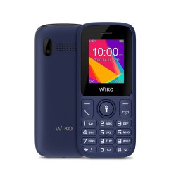 "Teléfono Wiko F100 1,8"" Azul"