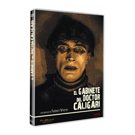 El gabinete del doctor Caligari - DVD