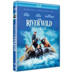 The wild river (Río salvaje) - BD