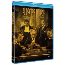 El doctor Mabuse - El gran jugador / infierno - BD