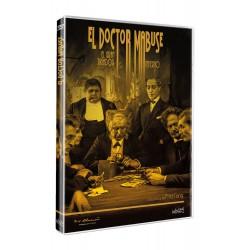 El doctor Mabuse - El gran jugador / infierno - DVD