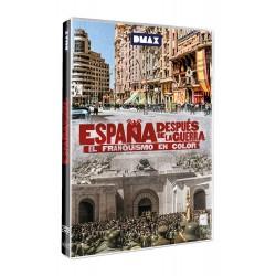 España después de la guerra. El franquismo en color - DVD