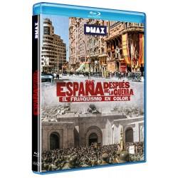 España después de la guerra. El franquismo en color - BD