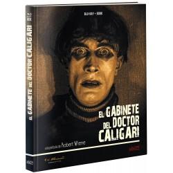 El gabinete del doctor Caligari (Ed. Especial) - BD