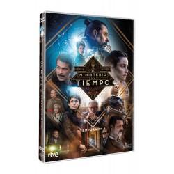 El ministerio del tiempo - Temporada 4 - DVD