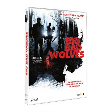 Big bad wolves - DVD