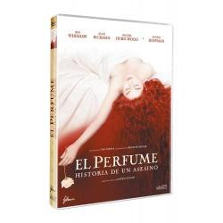 El perfume: historia de un asesino - DVD