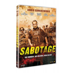 Sabotage - DVD