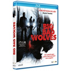Big bad wolves - BD
