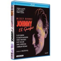 Johnny, el guapo - BD