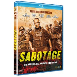 Sabotage - BD